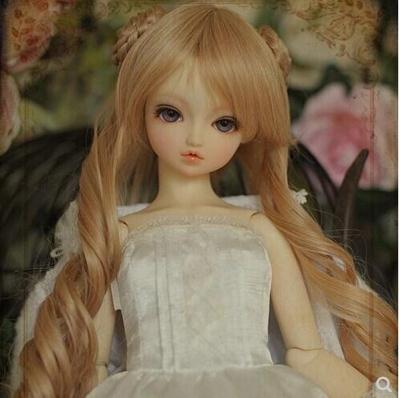 BJD Dolls Volks Luna 1 3 bjd sd dolls model girls boys eyes High Quality toys