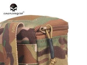 Image 5 - Emersongear bolsa para guantes ocultos, Multicam, MOLLE, campo de batalla, médico, EM9336