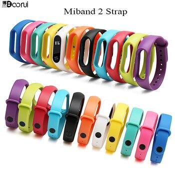 BOORUI Smart Accessories Miband 2 Strap ...
