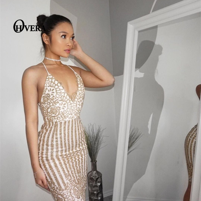 Designers list dress chevron party sequin bodycon stripes mini