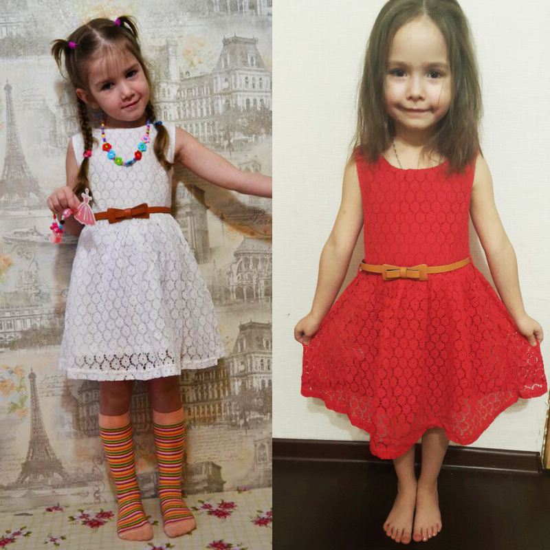 Berngi-2-8-Years-Summer-100-Cotton-Lace-Vest-Girls-Dress-Baby-Girl-Gift-Dress-Chlidren-Clothes-Kids-Party-Clothing-Free-Belt-4