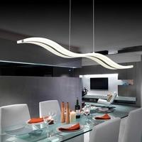 38W Modern Pendant Lights For Dinning Room Livingroom Restaurant Kitchen Lights AC85 260V Luminaire Suspendu Pendant