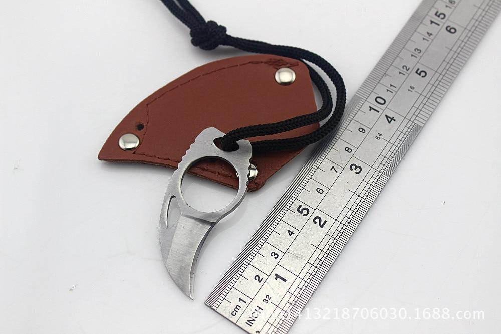 Custom Handmade Combat Tactical Claw Karambit Ring 3