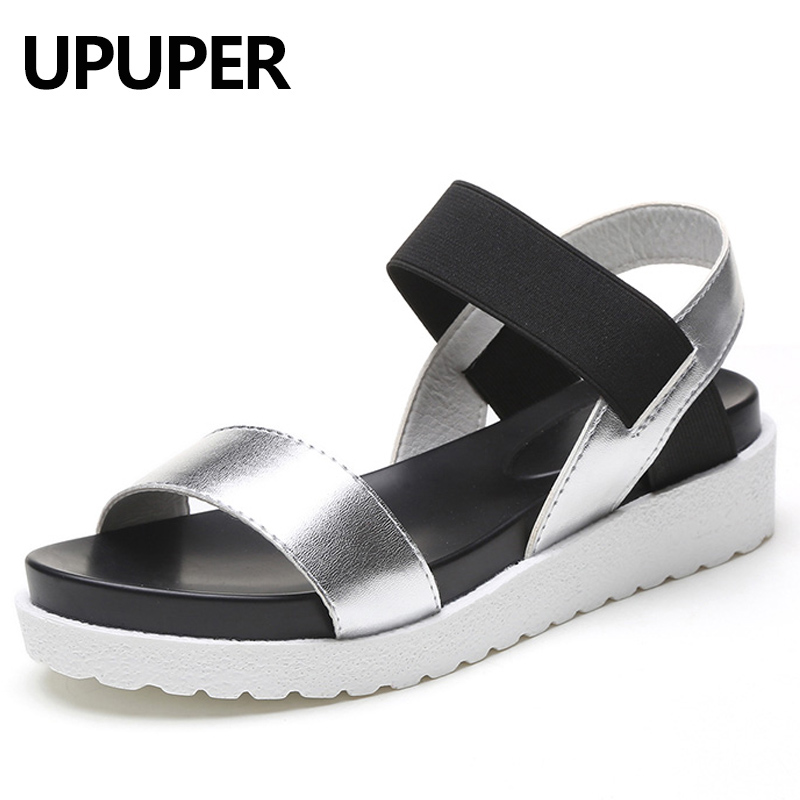 2018 NEW Summer Women Sandals Peep-toe Wedges Shoes Gladiator Women Shoes Roman Sandals Shoes Woman Sandalias Mujer Sandalias цена