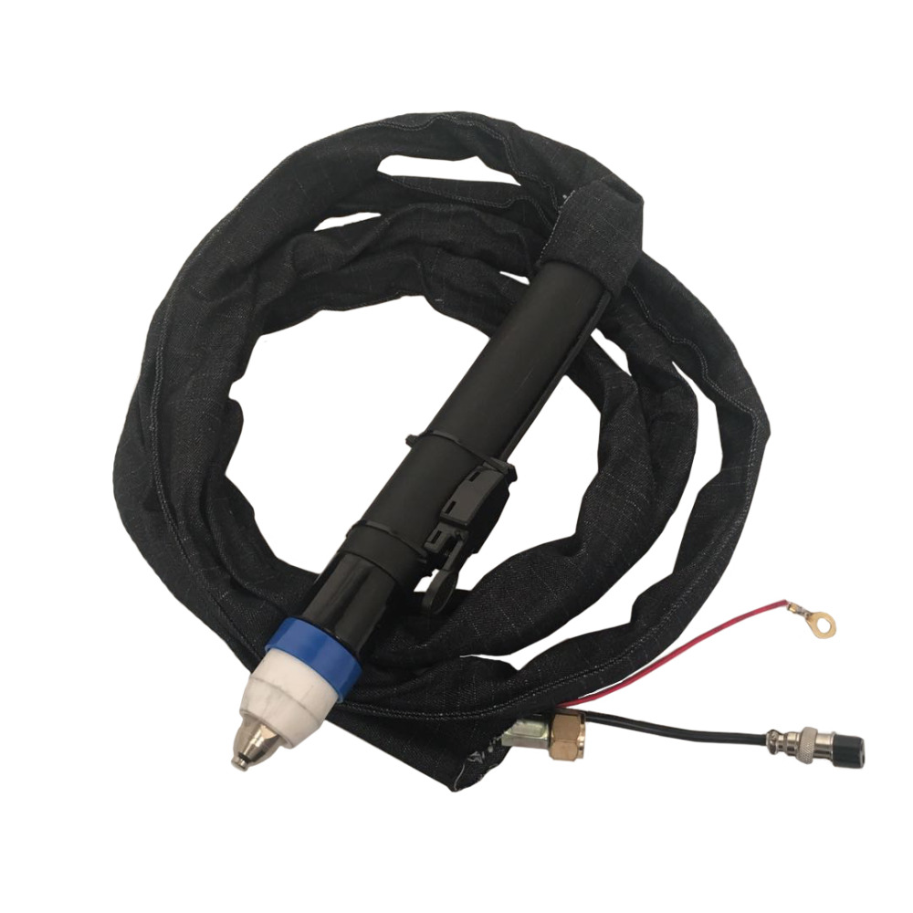 10M Cable P80 Air Plasma Cutting Torch Suit for CUT100 Cutting Machine Straight handle high quality