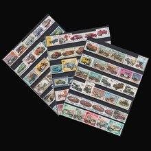 Topic Cars 100 шт по всему миру неиспользованные коллекционные почтовые марки с почтовым знаком все разные без повторения бумаги для сбора