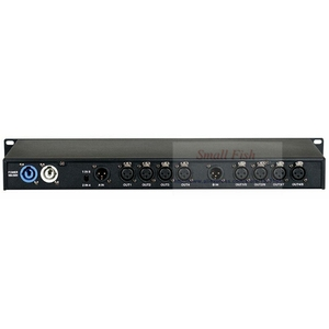 Image 3 - 2019 New HOT sale ALPHA 8I DMX Splitter DMX512 Light Stage Lights Signal Amplifier Splitter 3 pin or 5 pin DMX input optional