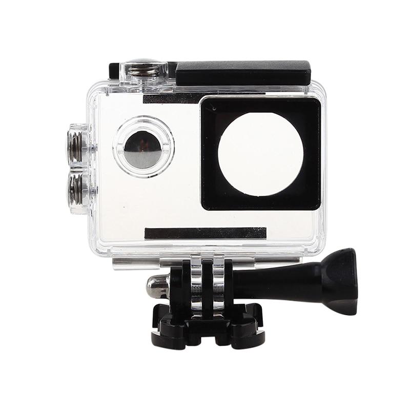 Action Camera Waterproof Case Diving Housing Bag Box Protective Case For Sports Cameras SJ4000/SJ7000/SJ9000/w8+ 4k H9 Camcorder