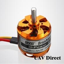 DYS D3536 1450KV/1250KV/1000KV/910KV бесщеточный внешний мотор