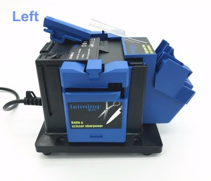 Image 4 - 96W Multifunction sharpener Household Grinding Tool sharpener for knife Twist drill HSS drill scissor chisel electric grinder