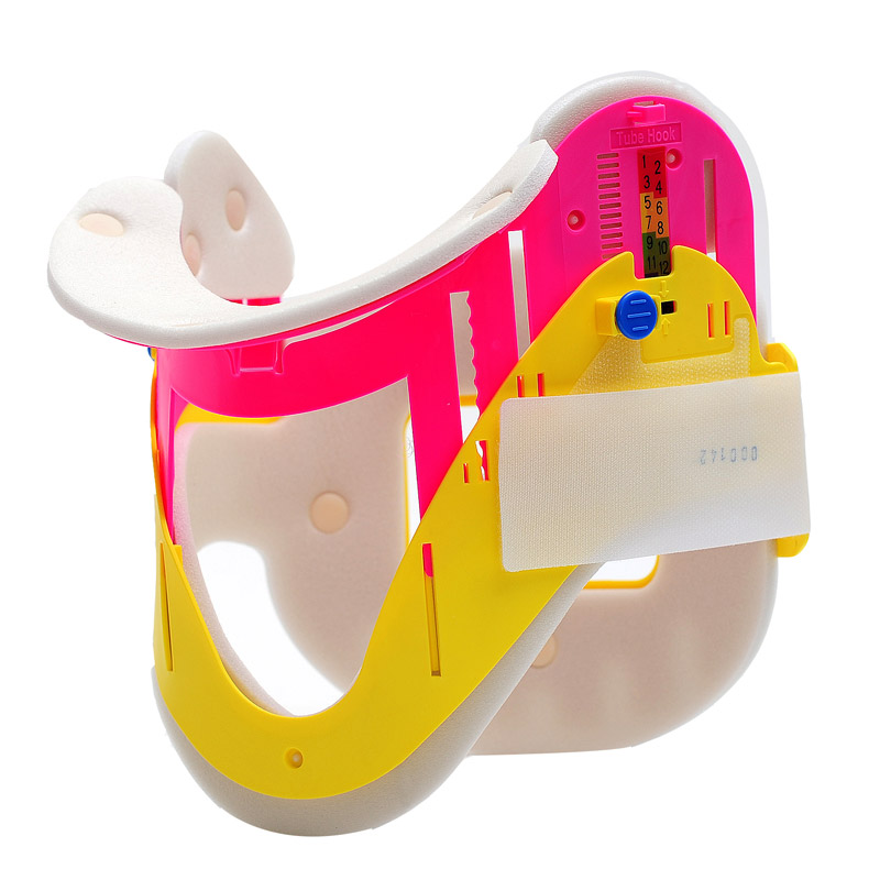 Medical First Aid Neck Support Adjustable Cervical Collar medical orthopedics fracture macromolecule fixed support first aid assula for animal