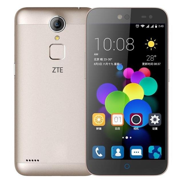 ZTE C880S A1 Metal Body Android 5 1 e MTK6735 Quad Core Dual SIM 4G FDD