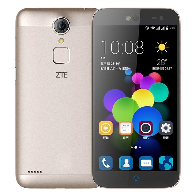 ZTE C880S A1 Metal Body font b Android b font 5 1 e MTK6735 Quad Core