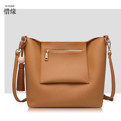 XIYUAN BRAND New 2017 Luxury women Leather Handbags girls Fashion Famous Brands Designer shoulder messenger bag cross body bags new fashion luxury women bags handbags women famous brands shoulder bag designer tote high quality patent leather messenger bag