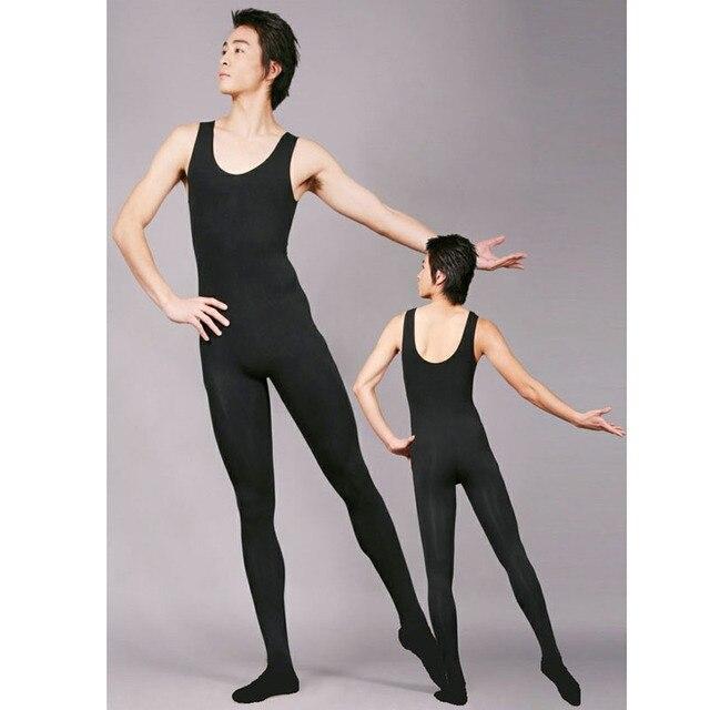 Mode Grande Élasticité Homme Ballet Combinaison a53938daa14