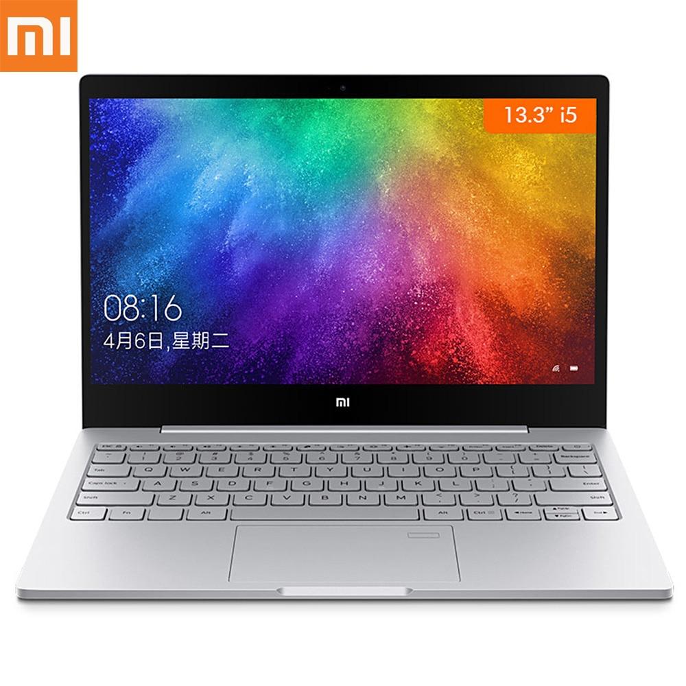 Xiaomi Mi Notebook Air 13.3 Win10 CN Versione Intel Core I5-7200U Dual Core 2.5 GHz 8 GB di RAM 256 GB SSD Sensore di Impronte Digitali tipo-C