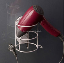 Free shipping Suction Hair Dryer Holder