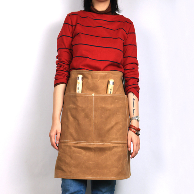 Leather Carpenters Apron