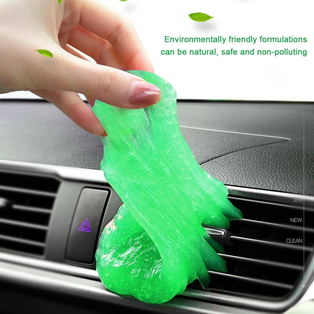80g Car Clean Mud Gel Cleaning Sponge To Remove Dust Keyboard Cleaning Camera