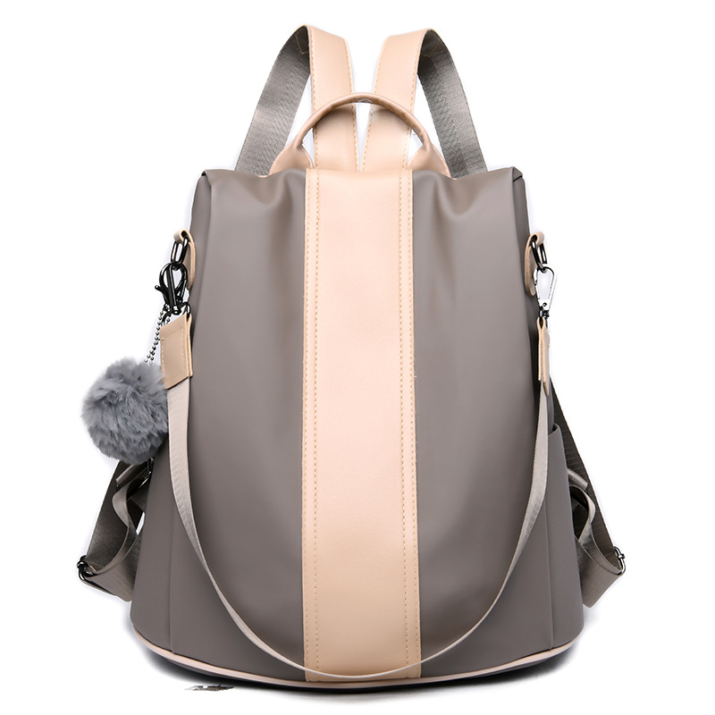 Fashion Anti Theft Women Backpack for School Teenagers Girls Stylish School Bag Ladies Nylon Backpack Waterproof MochilaFashion Anti Theft Women Backpack for School Teenagers Girls Stylish School Bag Ladies Nylon Backpack Waterproof Mochila