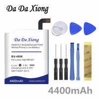 Da Da Xiong 4400mAh BV4BW BV-4BW Battery for Nokia Lumia 1520 MARS Phablet RM-937 Bea Lumia1520 Phone battery