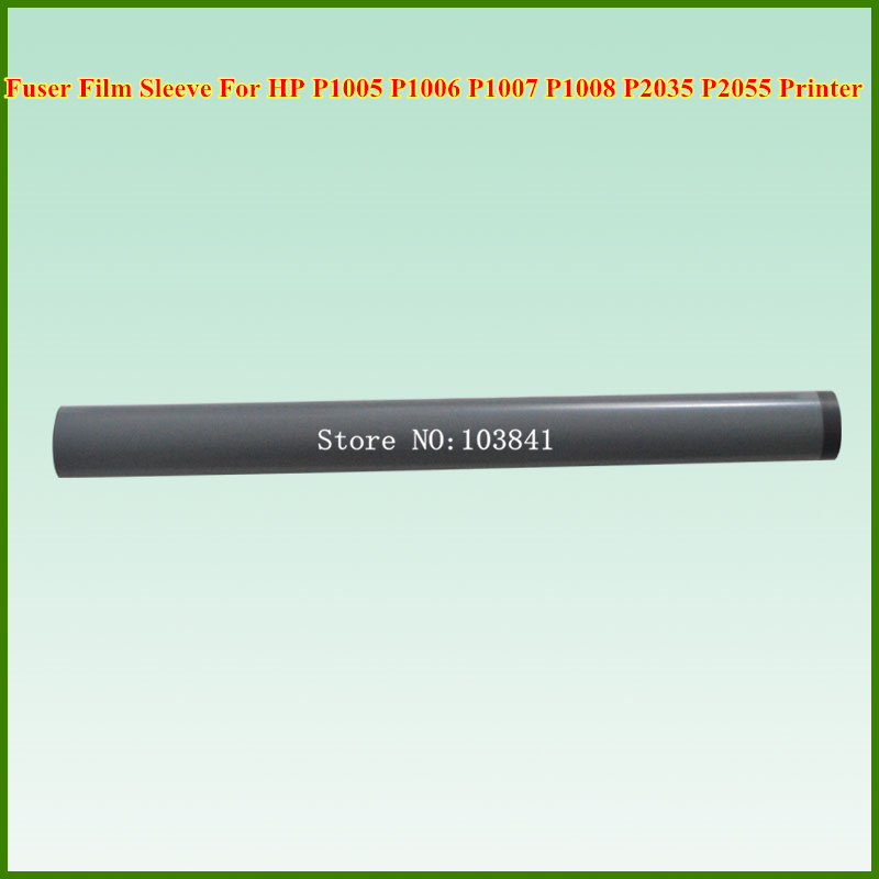 10pcs Fuser Filxing Film Grade A Fuser Film Sleeve for HP P1005 P1006 P1007 P1008 Printer Telfon film