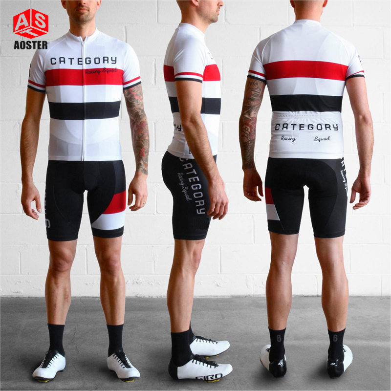 2e027bd143a 2016 Team Cycling Clothing /Cycling Jersey Short Sleeve Road Bike Racing  Clothes Quick Dry Men Ropa Ciclismo Fluo Maillot