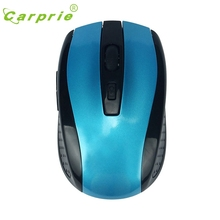 CARPRIE Wireless Mouse Adjustable 1600DPI 2.4G Optical Mice For Laptop PC Jan18 MotherLander
