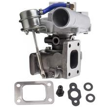GT25 GT28 T25 T28 GT2871 GT2860 cho SR20 CA18DET Nâng Cấp Turbo Tăng Áp Turbine MỘT/R 0.6 Turbine MỘT/R 0.64 Chỉ Nổi