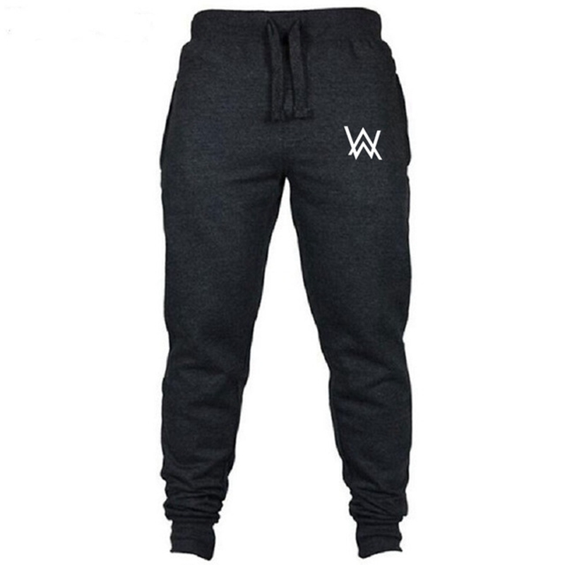 2018fashion Pants Music Dj Comedy Alan Walker Casual Sweatpants Straight Trousers All-matched Joggers Workout Pants Boy Trousers