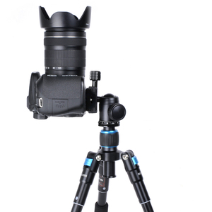 Image 5 - Bexin mini tripé portátil m225s, mini tripé para celular, temporizador ao vivo, câmera para fotografia, slr, tablet, mini bola de cabeça tripé com tripé