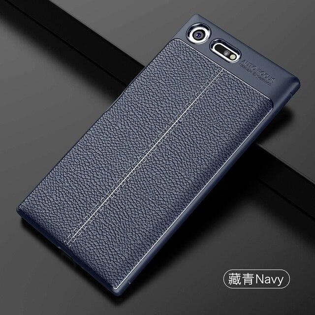 a6b57229700 Funda para Sony XZ Premium para Sony Xperia XZ Premium funda de goma de  silicona de