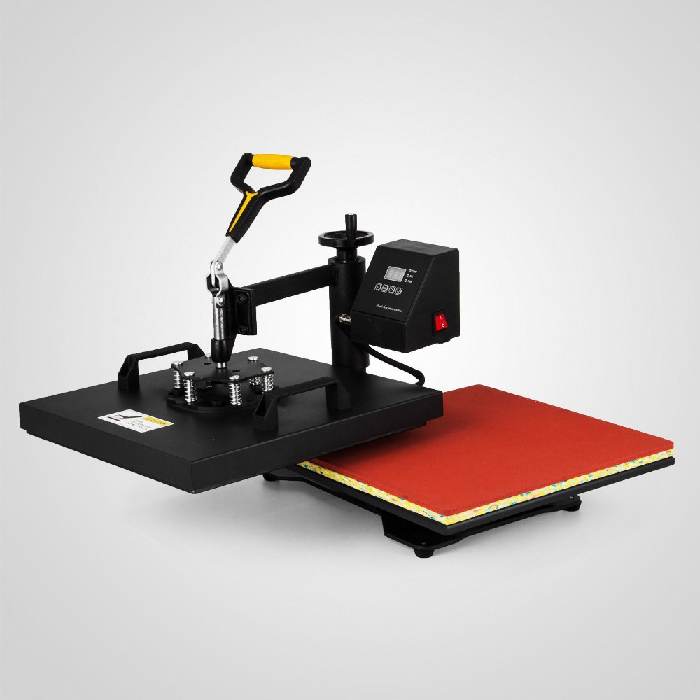 5IN1 HEAT PRESS 30X38CM MACHINE MOUSE PADS DIGITAL TRANSFER CERAMIC PLATES