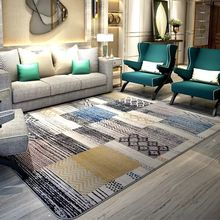 European Simplified Style Carpets For Living Room Bedroom Rugs Coffee Table Area Soft Children Play Home