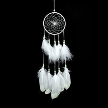 Green Tree Dream Catcher