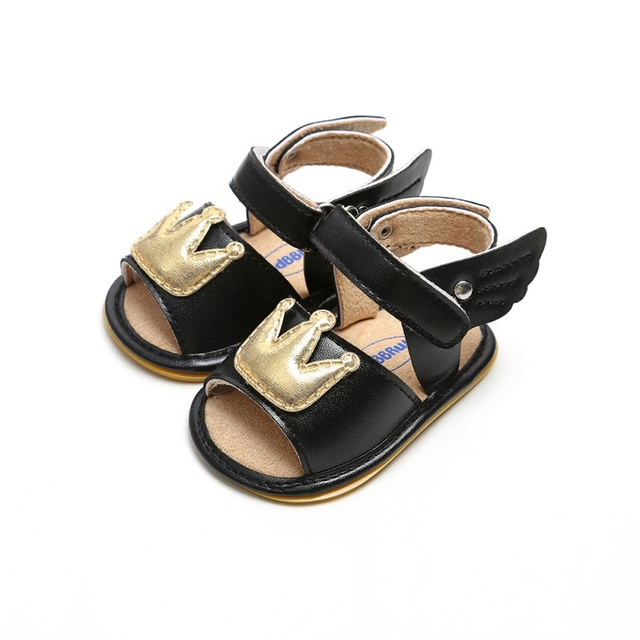2019 Baby Girl Sandals Summer Leisure Fashion Baby Girls Sandals Infant Crown Princess Shoes 3