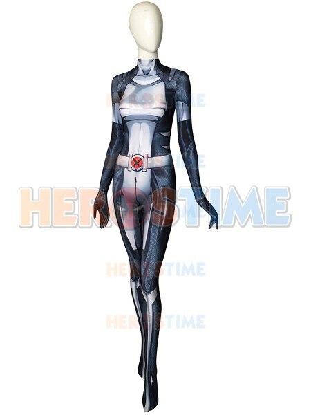 New style X-23 Laura Kinney Costume X-men Grey Superhero Cosplay Zentai Suit Spandex Halloween Catsuit Adult/Adult/Customized