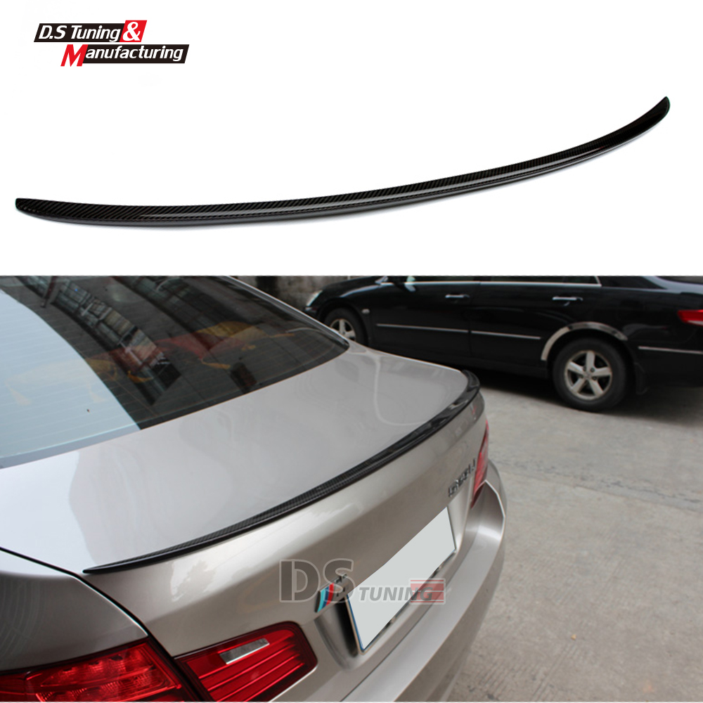 M5 style car styling rear trunk wings spoiler for bmw 5 series f10 2010 2011 2012 2013 2014 2015 2016 523i 528i 535i 550i replacement car styling carbon fiber abs rear side door mirror cover for bmw 5 series f10 gt f07 lci 2014 523i 528i 535i