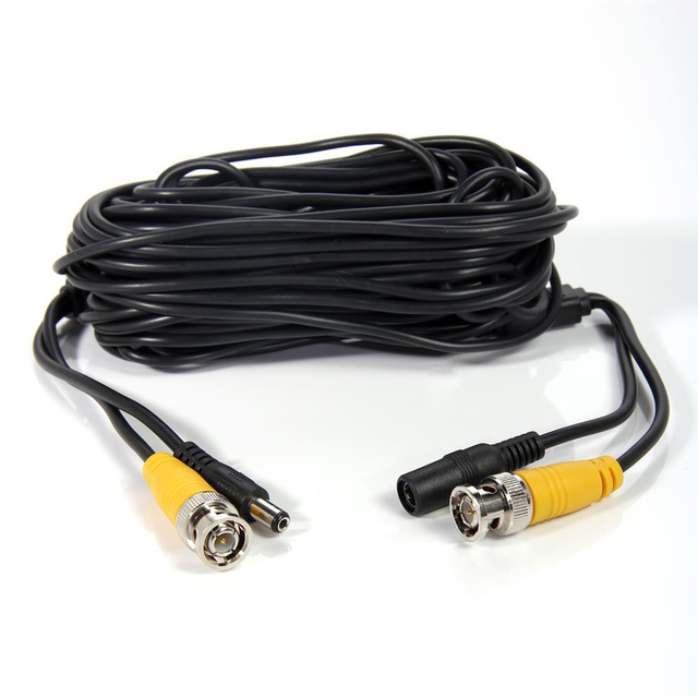 2 packs 2 pack 50 feet security camera video power cable cctv dvr 2 packs 2 pack 50 feet security camera video power cable cctv dvr surveillance system wire publicscrutiny Image collections
