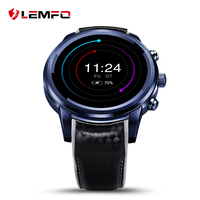 LEMFO LEM5 Pro Smart Watches Bluetooth SIM WIFI GPS Smartwatch Reloj Inteligente Android 5 1 OLED