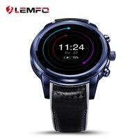 LEMFO LEM5 Pro Smart Uhren Bluetooth SIM WIFI GPS Smartwatch Reloj Inteligente Android 5.1 OLED