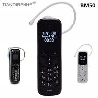 Wireless Bluetooth Headset Dialer GTSTAR BM50 Stereo Mini Headphone Pocket Phone Support Sim Card And Call