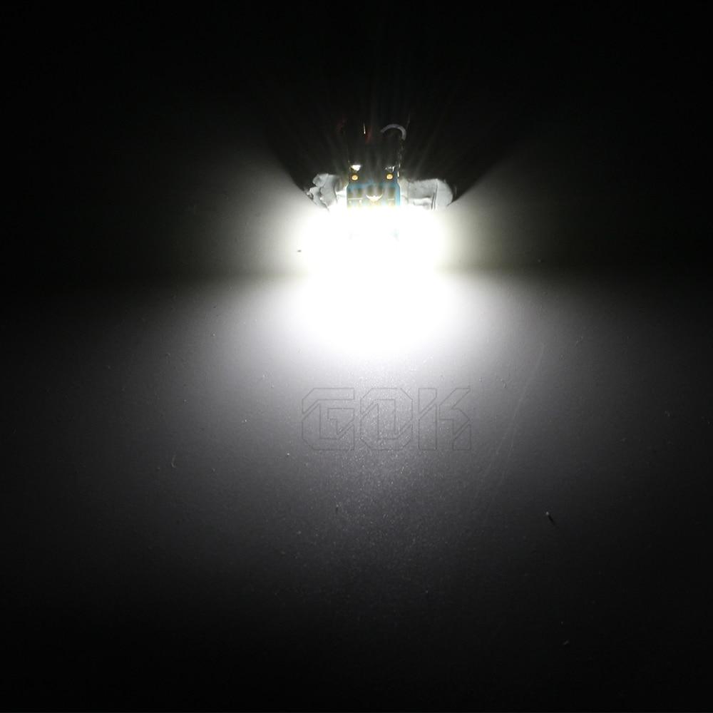 2 հատ հատ T10 led canbus T10 15led 4014 smd LED No OBC Error - Ավտոմեքենայի լույսեր - Լուսանկար 2