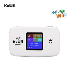 Image 2 - Débloqué 150 Mbps voiture 4G routeur sans fil 4G Modem Hotspot routeur de poche avec carte Sim Solt routeur Wi fi jusquà 10 utilisateurs Wifi