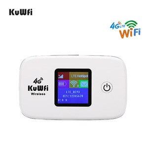 Image 2 - Desbloqueado 150 Mbps coche 4G enrutador inalámbrico módem 4G Hotspot bolsillo enrutador con tarjeta Sim Solt Wi fi hasta 10 usuarios de Wifi