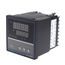 цена на Superb PID Temperature Controller REX-C900 K Input SSR Relay Output 96*96mm Thermostat