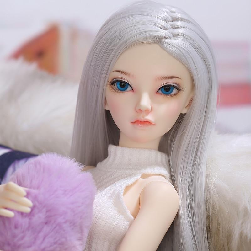 Buy Online  New Arrival Minifee Siean elf BJD Doll 1/4 Fashion joint action figure FL gift fashion toys