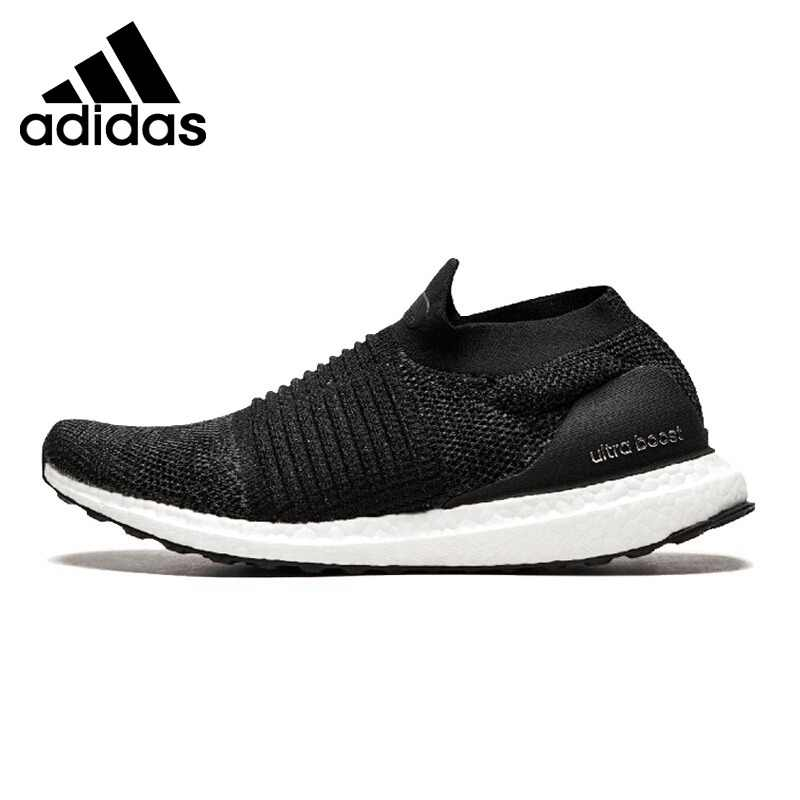 395358fc27e8 Original New Arrival 2019 Adidas UltraBOOST LACELESS Unisex Running Shoes  Sneakers Outdoor Sports Cushioning Breathable BB6311