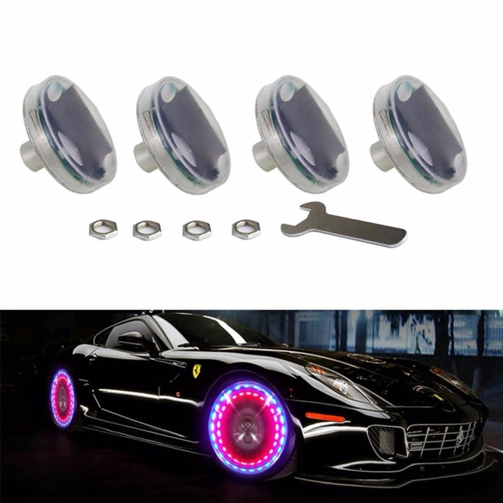 светодиодная подсветка для автомобилей диски