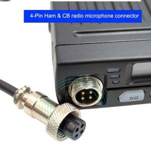 Image 3 - Ультракомпактное радио AM FM, мини радио Mobie CB, 25,615 30,105 МГц, 10 м, Любительская Автомобильная радиостанция, радиоприемник «Citizen Band», «Радио», «CB 40M»